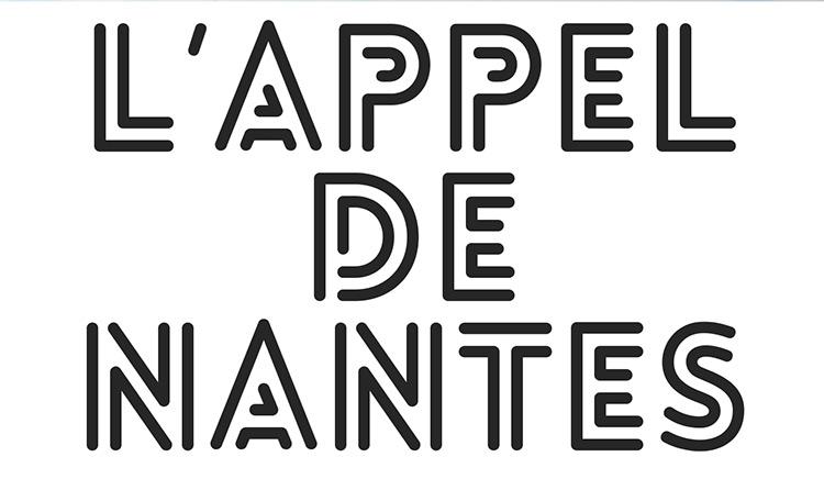 Nous co-signons l'appel de Nantes