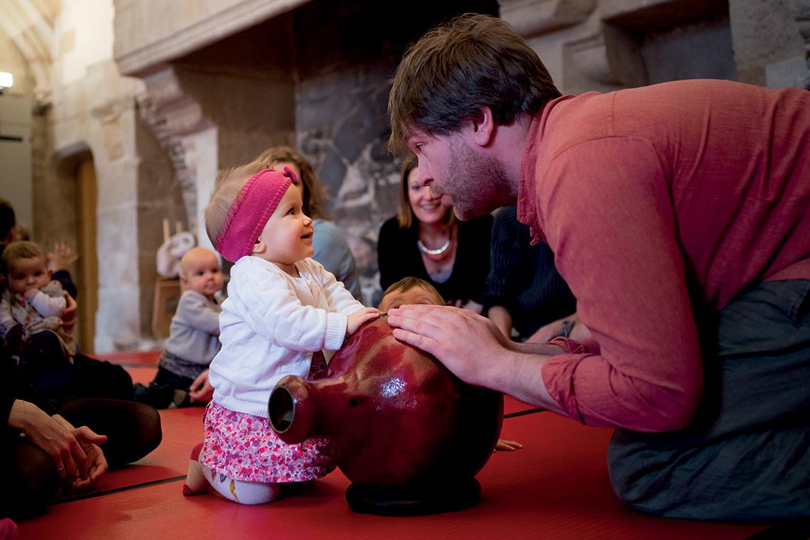 Culture et petite enfance : tout nouveau, tout beau