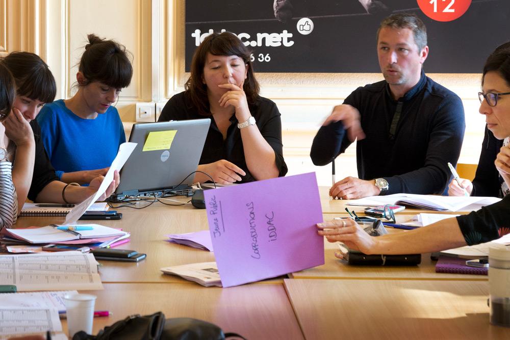 Gironde : la Communauté jeune public fait sa rentrée