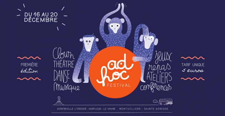 Ad hoc : nouveau festival et rencontre sur les territoires de l'enfance