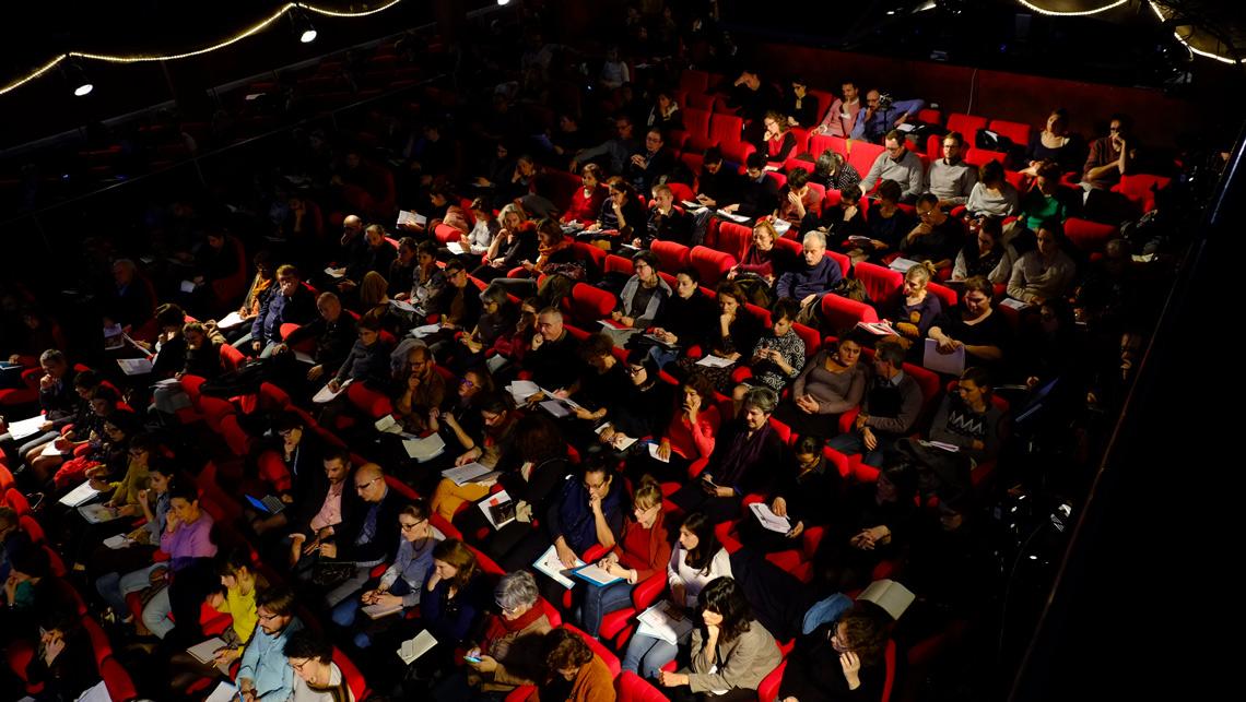 Assises Nationales Arts vivants, enfance et jeunesse : compte-rendu d'une journée collective