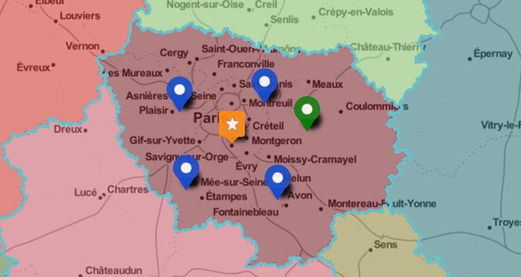 Ados / préados : appel à candidature Ile de France