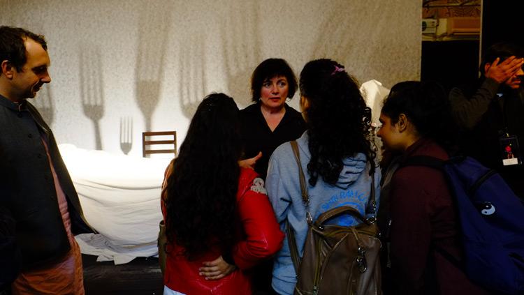 Inde : un focus français au festival national et des projets de coopération