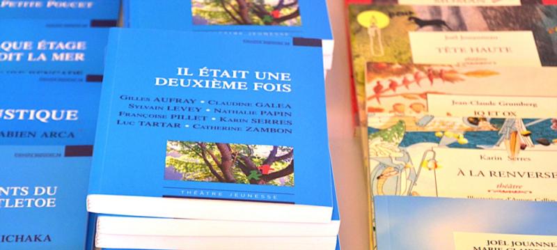 Lire et dire, une formation aux écritures théâtrales jeunesse