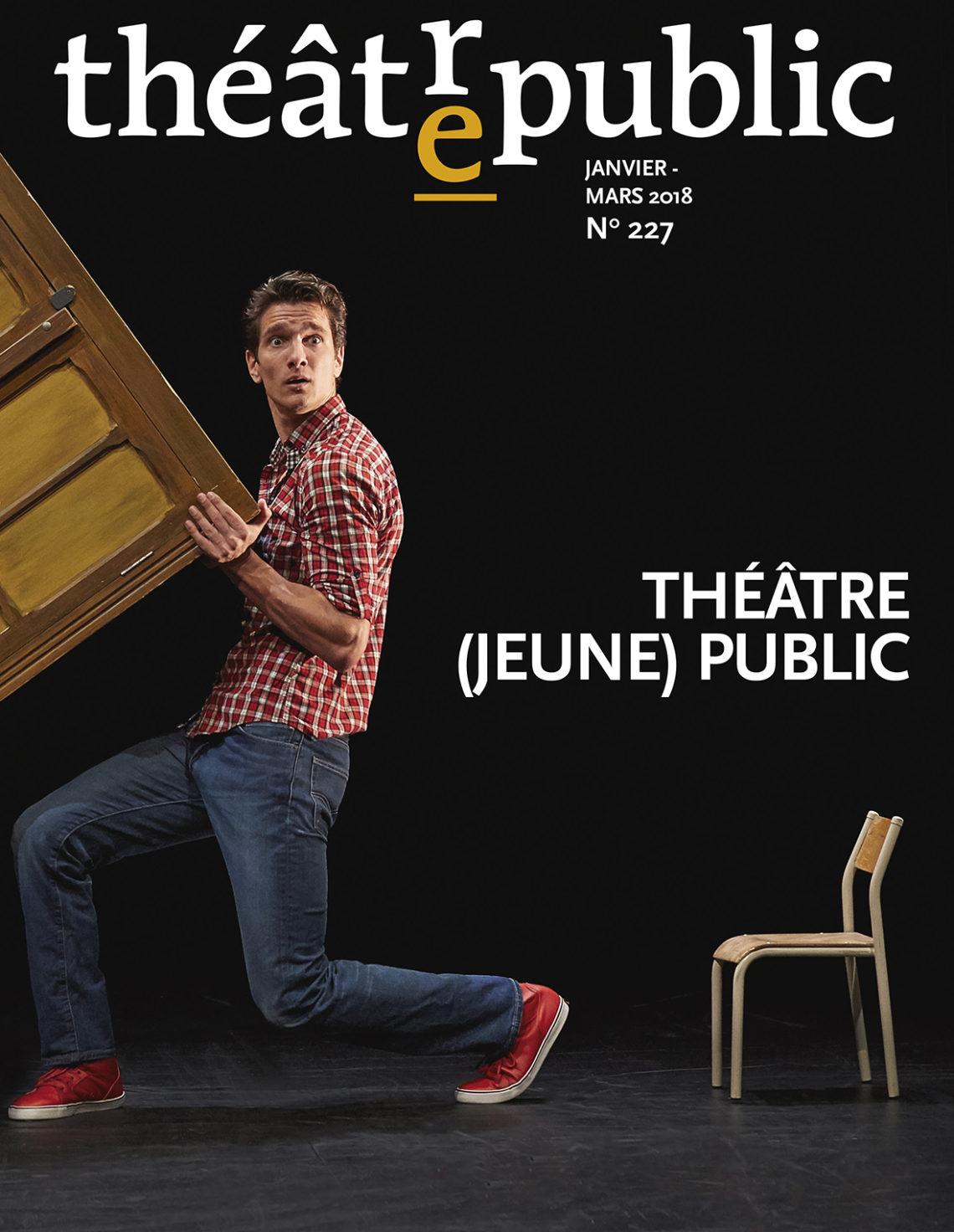 Revue Théâtre public #227