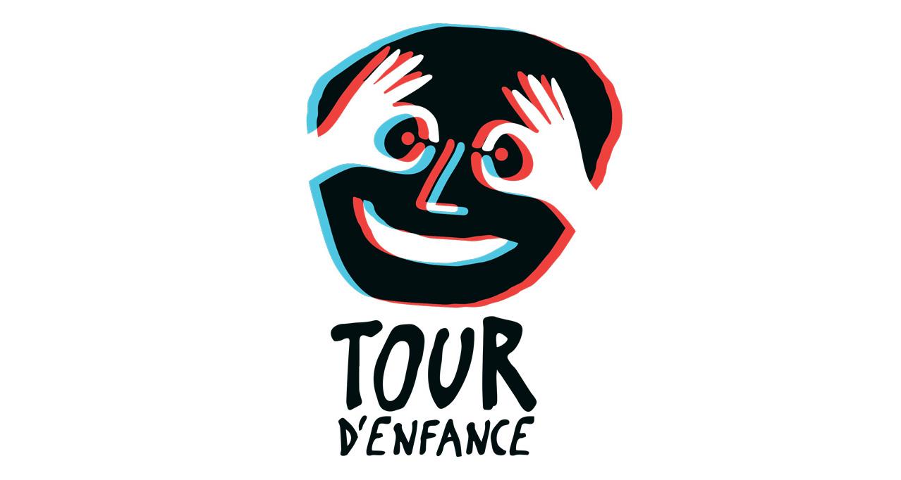 Logo du Tour d'enfance