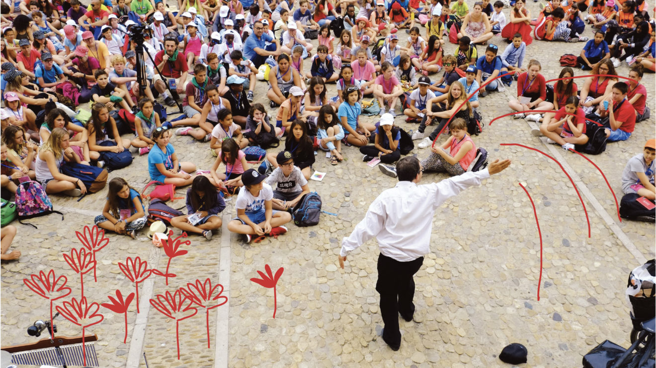 Tous les rendez-vous d'Avignon Enfants à l'honneur
