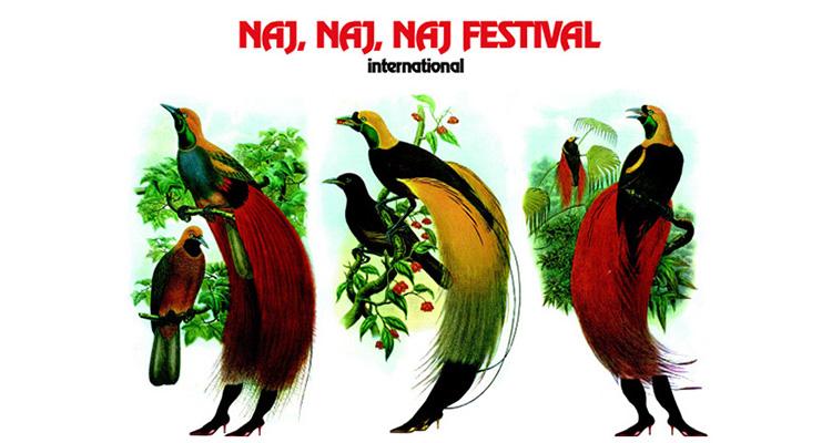 Appel à candidatures Naj,naj,naj festival 2019