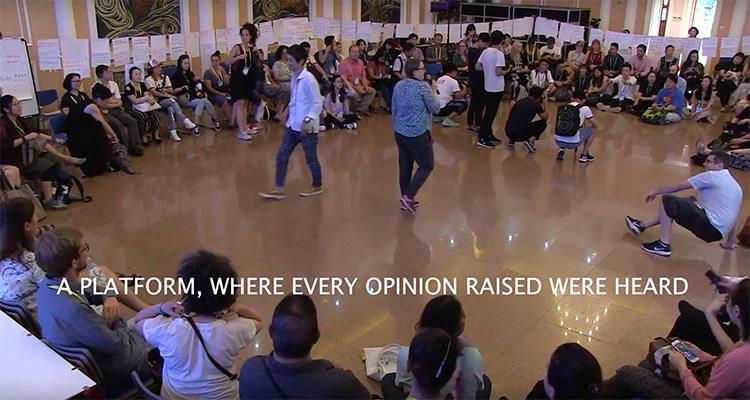 Retour sur les Rencontres Artistiques de Pékin