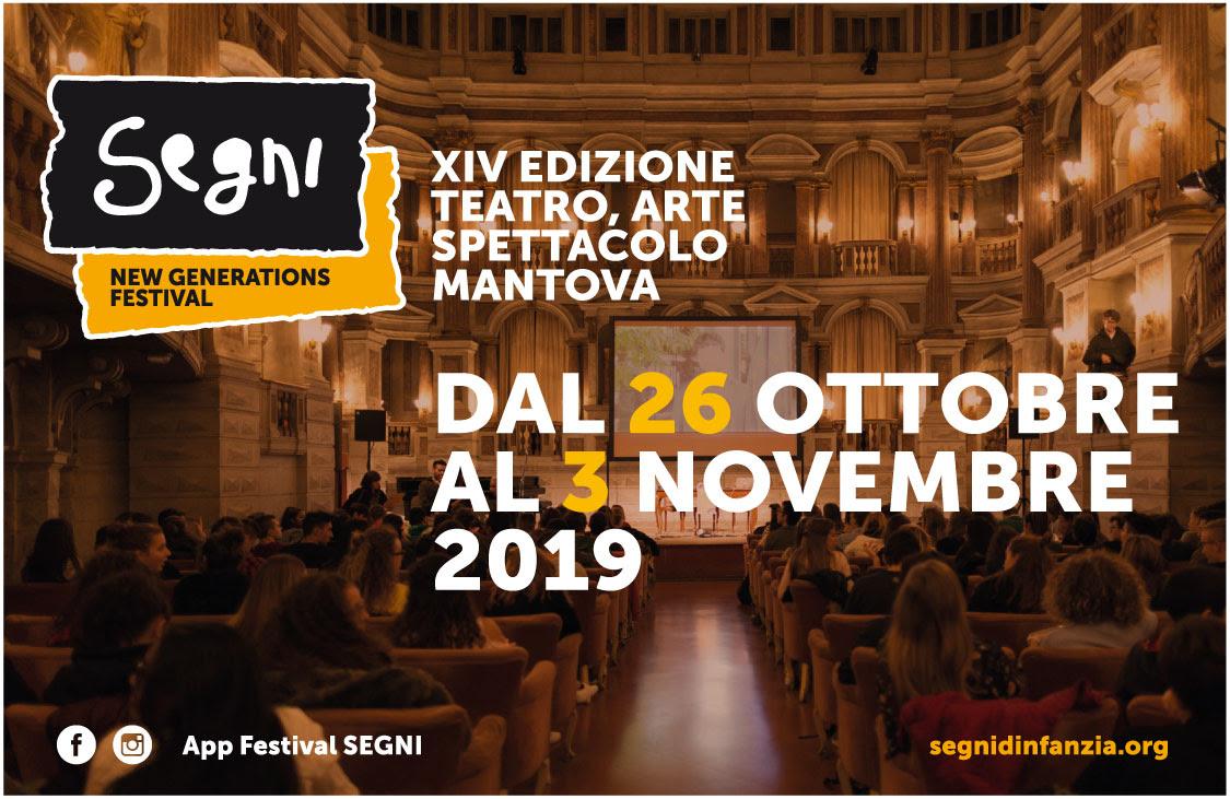 Appel à candidatures: Festival SEGNI Nouvelles Générations 2019